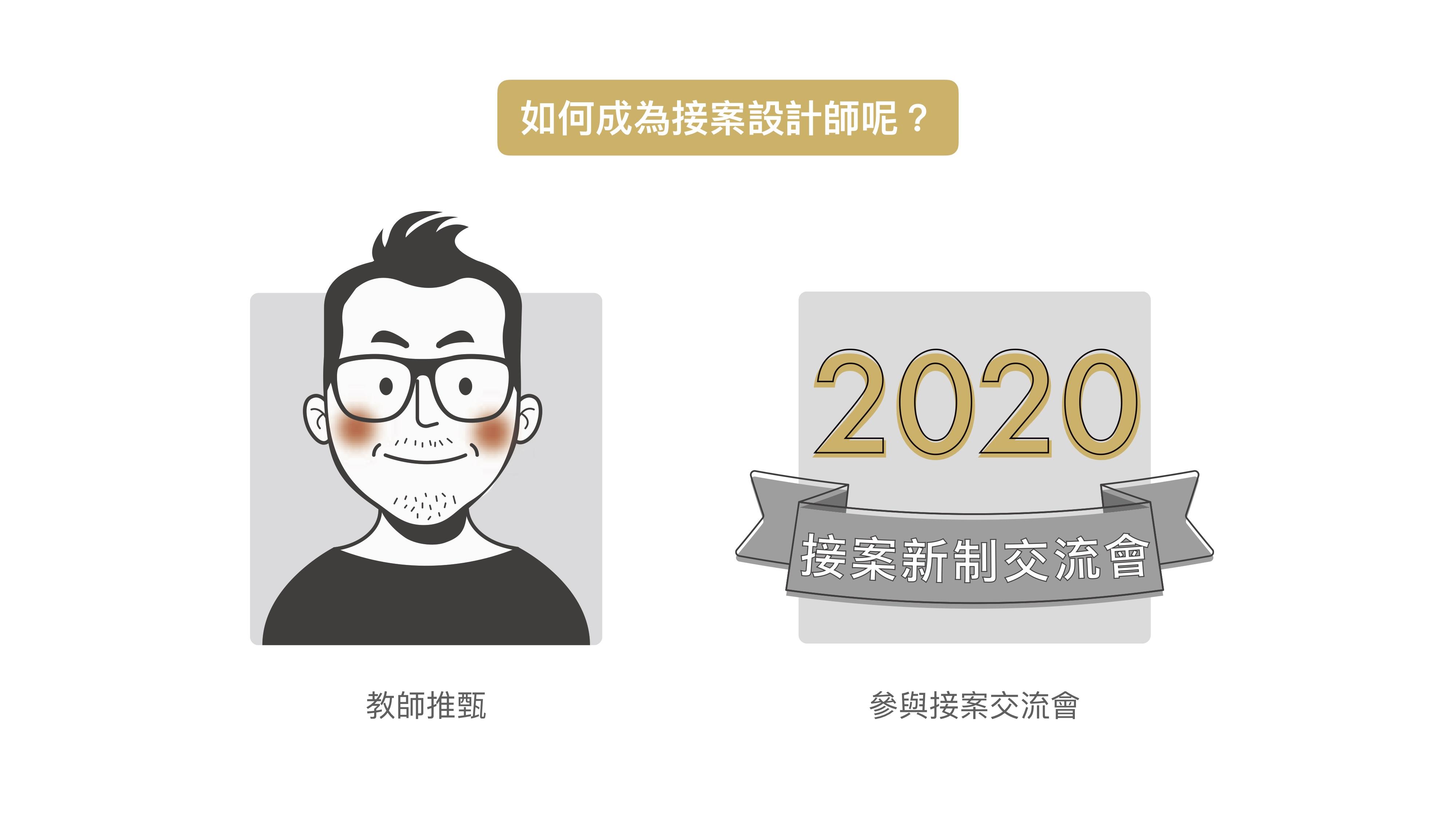 2020 接案新制交流會官網內容1