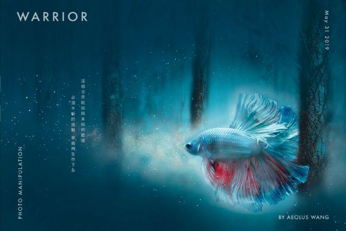 學員王豊淯勇敢為設計追夢-有天我會成為自己心中最完美的我!